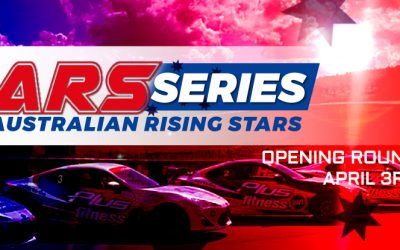 The Plus Fitness Australian Rising Stars Series announced for 2020